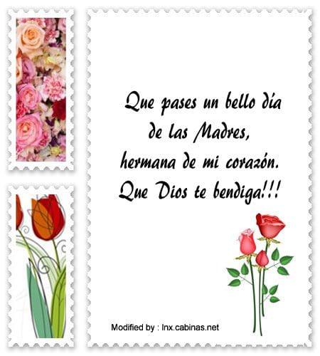 Lindas Frases A Una Hermana Por Día De La Madre Poemas Por