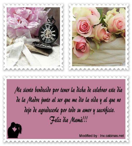 Mensajes Por El Día De La Madre Para Mi Suegra Felìz Dia