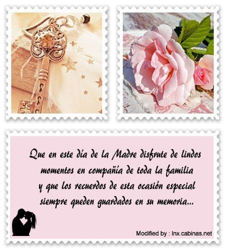 Mensajes Por El Día De La Madre Para Tu Suegra Saludos Por