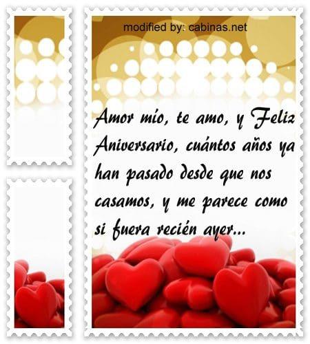 Lindos Mensajes Para Aniversario De Matrimonio Con Imagenes