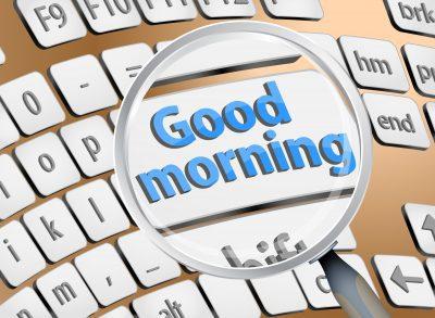 Buenos dias Amor - Web Oficial de los buenos dias