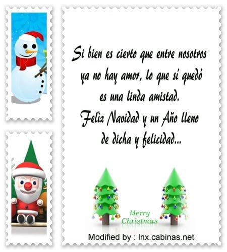 Mensajes De Navidad Y Año Nuevo Para Mi Ex Pareja Saludos