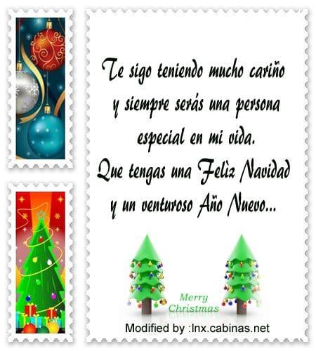 Mensajes de navidad y a o nuevo para mi ex pareja - Textos de felicitaciones de navidad y ano nuevo ...