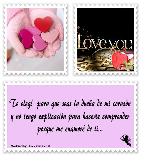 Tiernos Mensajes De Amor Frases De Amor Para Whatsapp Cabinasnet
