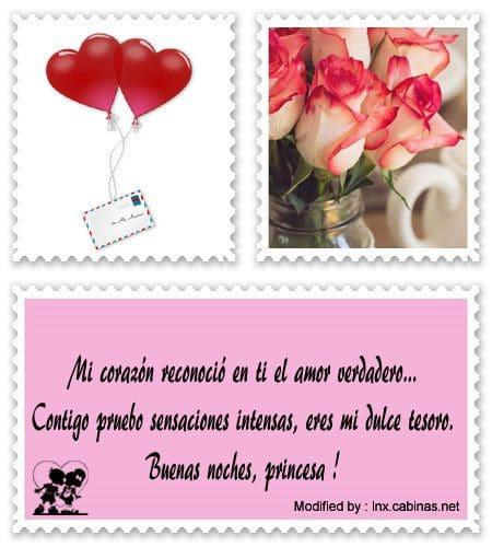 Lindas Frases De Buenas Noches Para Mi Amor Mensajes De Buenas