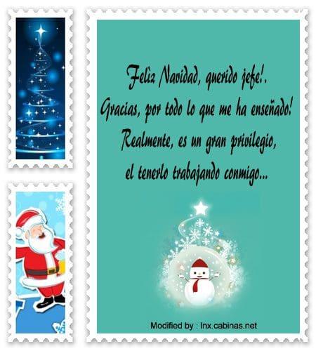 Mensajes de navidad para mi jefe saludos de navidad - Frases de felicitacion por navidad ...
