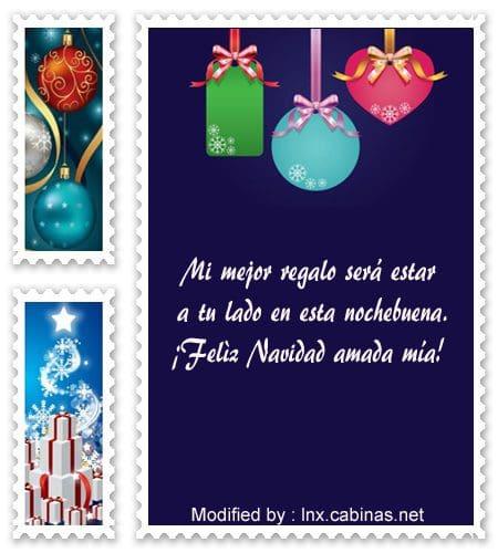 enviar gratis mensajes de Navidad con imàgenes para mi pareja, descargar gratis mensajes bonitos de Navidad con imàgenes para mi enamorado