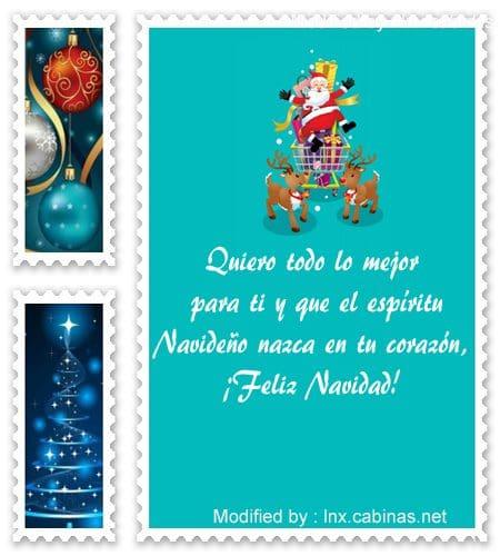 nuevos mensajes de Navidad, bonitos frases de Navidad