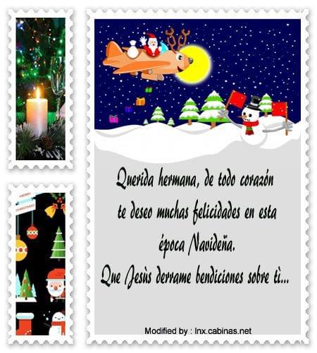 palabras para enviar en Navidad para mi hermano,sms bonitos para enviar en Navidad para mi hermano