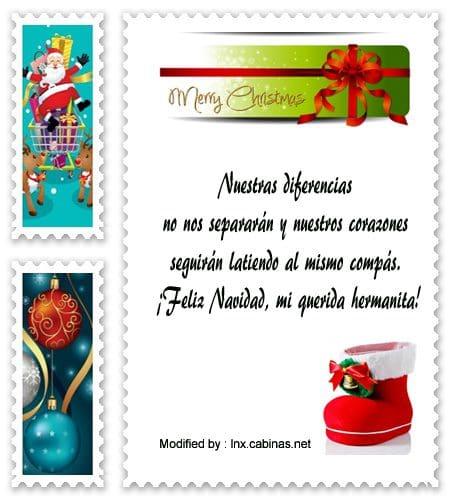nuevos mensajes de Navidad para un hermano, bonitos mensajes de Navidad para un hermano