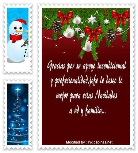 Mensajes De Navidad Para Tu Jefe Saludos De Navidad Cabinasnet