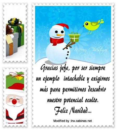 nuevos mensajes de Navidad para tu jefe, bonitos mensajes de Navidad para tu jefe
