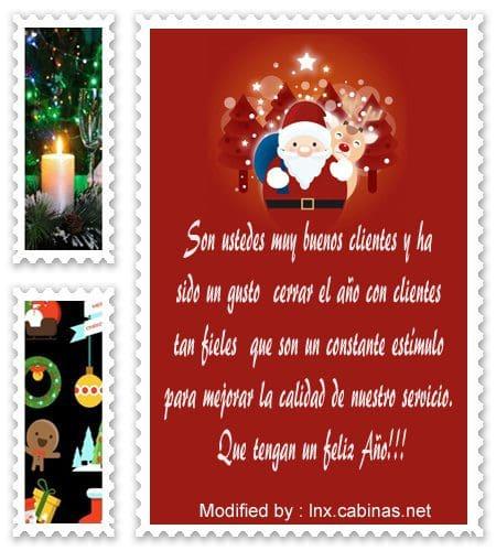 Mensajes de navidad y a o nuevo para clientes saludos de - Textos de felicitaciones de navidad y ano nuevo ...