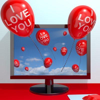 Nuevos mensajes bonitos de amor para Facebook con imágenes