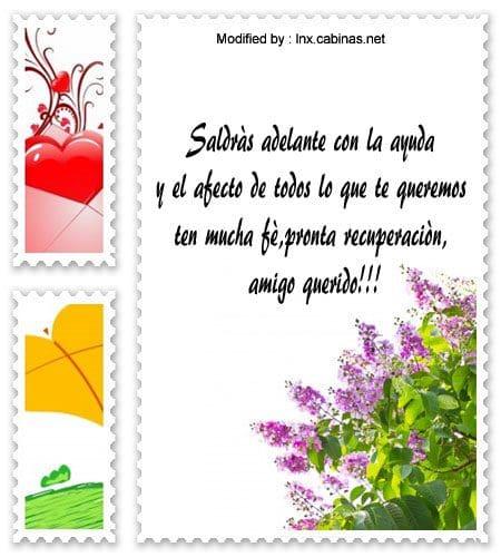 Bonitos Mensajes De ánimo Para Un Enfermo Mensajes Bonitos