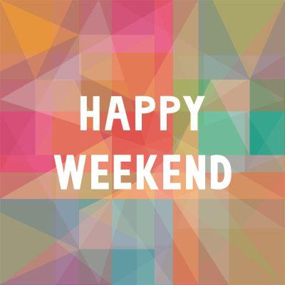 palabras bonitas para el fin de semana por messenger