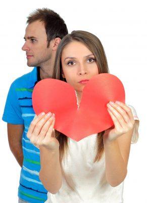 Nuevos mensajes para terminar con mi novio con imágenes