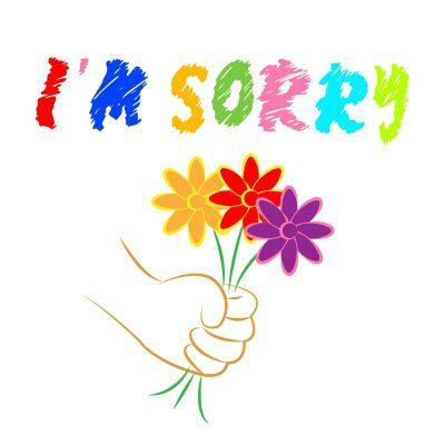 frases para disculparte por olvidar aniversario