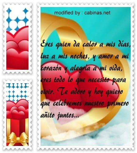 Top Frases Romanticas Por Primer Mes De Novios Con Imagenes