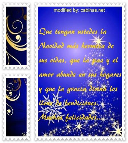 Frases de saludos de navidad y a o nuevo con im genes - Mensajes bonitos de navidad y ano nuevo ...