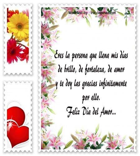 Dedicatorias Para El Dia Del Amor Frases De Amor Cabinas Net