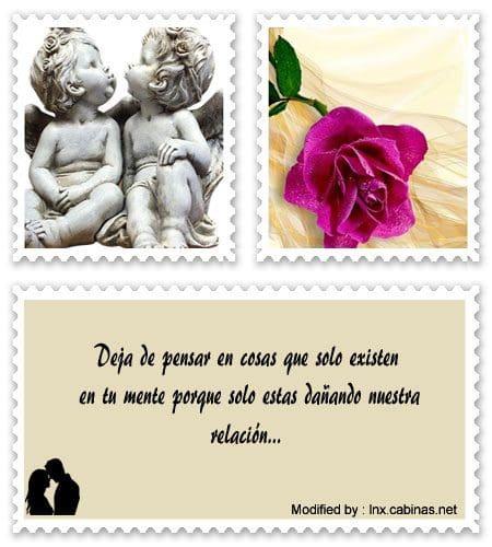 Mensajes De Amor Para Una Novia Celosa Frases Para Celosas