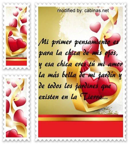 Hermosas dedicatorias para enamorar una mujer con imágnes | Cabinas.net