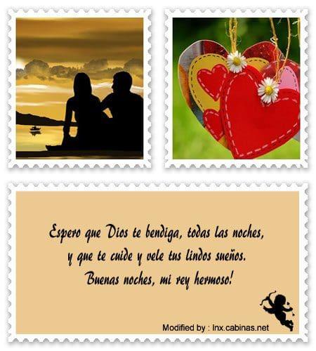 Frases De Dulces Sueños Con Amor Mensajes De Buenas Noches