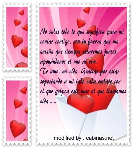 Mensajes De Amor Para Mi Novio Gratis   Frases De Amor