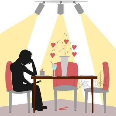 Mensajes de derrota en amor | Frases de desamor