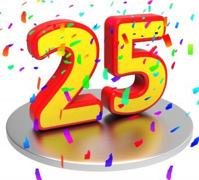 Lindas Frases De Felicitacion Por Tus 25 Anos Cabinas Net