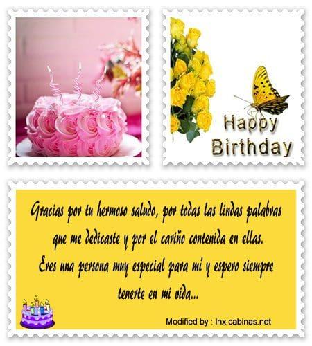 Frases De Agradecimiento Por Venir A Fiesta De Cumpleaños