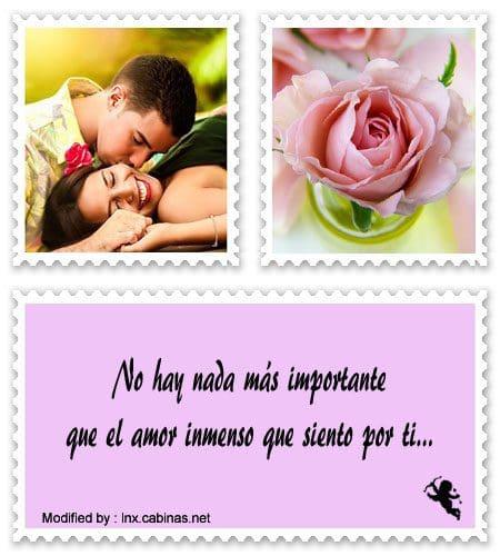 Bonitos Mensajes De Amor Frases Románticas Para Enamorar