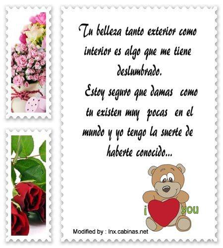 Mensajes De Conquista Para Una Mujer Hermosa Frases De Amor