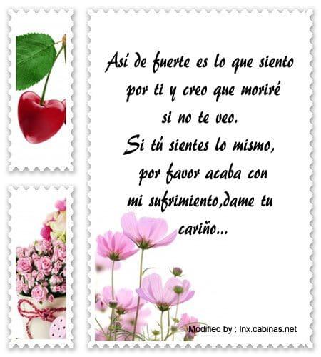 Mensajes De Declaracion De Amor Frases Romanticas Cabinas Net