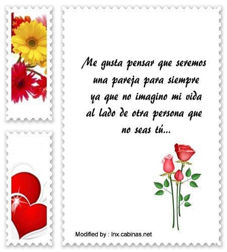 palabras de amor para mi novia,textos bonitos de amor para mi novia