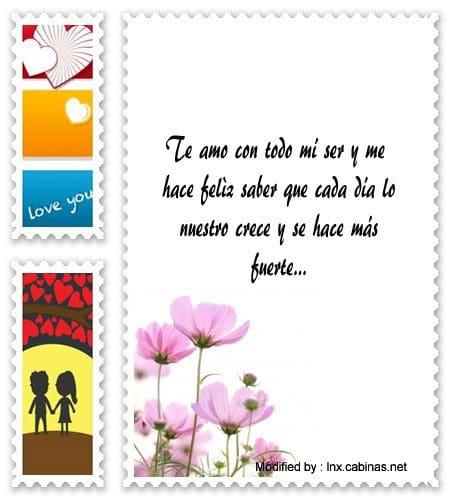 Cartas Romanticas Para Mi Novio Frases De Amor Cabinas Net