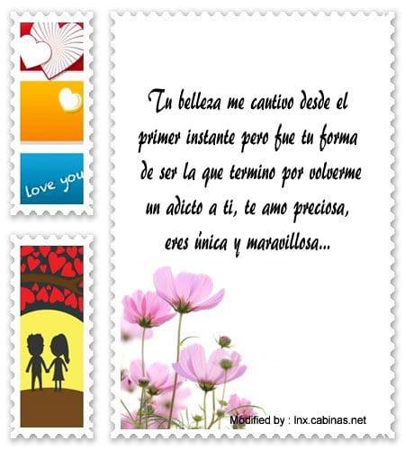 Pensamientos De Amor Para Ella Frases De Amor Cabinasnet