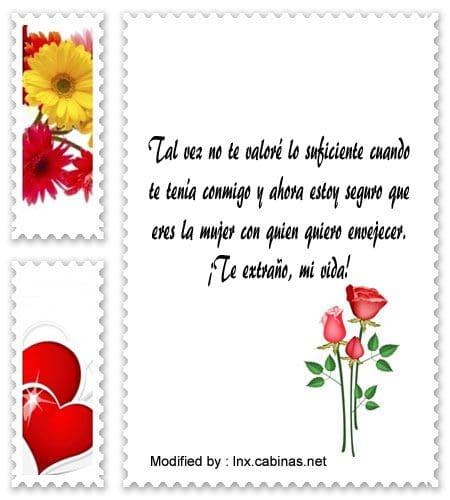 textos bonitos de romànticos te extraño mucho mi amor,mensajes bonitos para decir que te extraño mucho amor