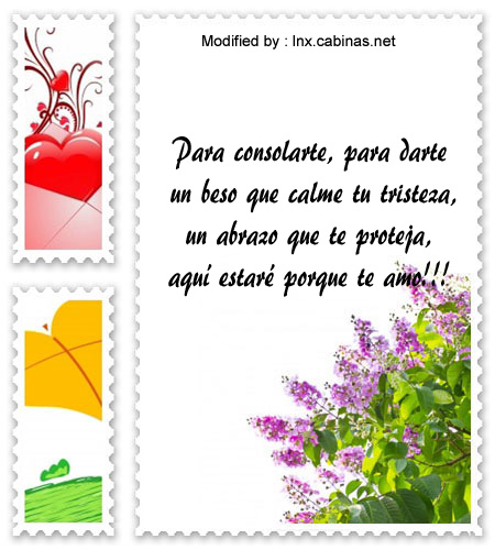 Frases Para Mi Amor De Apoyo Mensajes De Amor Cabinas Net