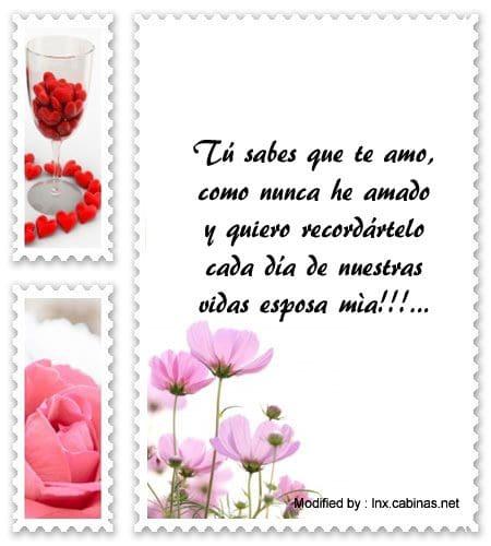 Palabras Bonitas De Amor A Mi Esposa Frases De Amor Cabinas Net