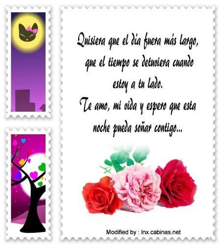 Tiernas Frases De Buenas Noches Para La Chica Que Me Gusta