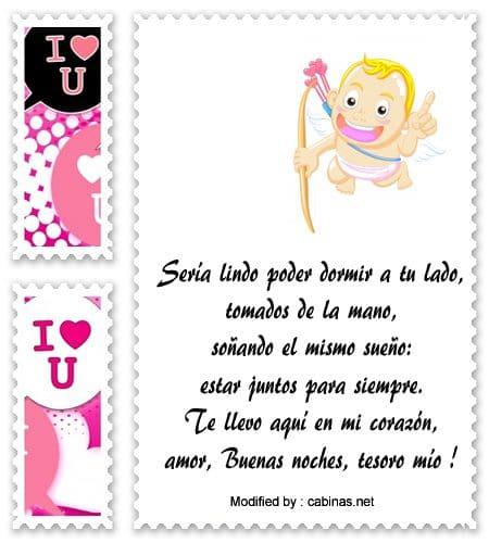 Nuevos Mensajes De Buenas Noches Mi Amor Frases Romanticas De