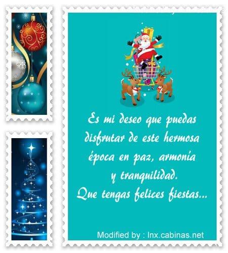 Frases Bonitas De Navidad | Saludos De Navidad | Cabinas.net