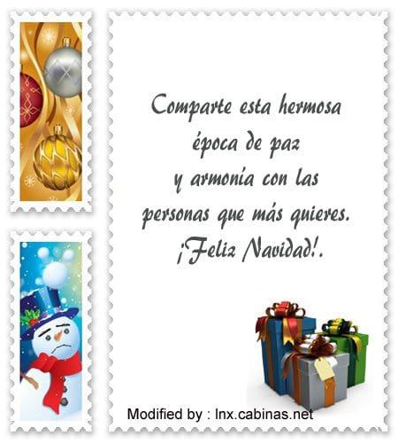 tarjetas con mensajes bonitos de felìz Navidad , poemas con imàgenes de felìz Navidad