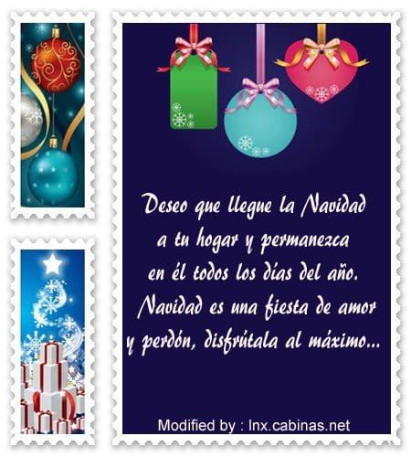 nuevos mensajes de Navidad, bonitos mensajes de Navidad