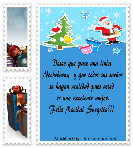 Bonitos Textos De Navidad Para Mi Suegra Saludos De