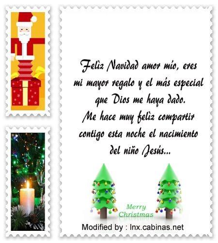 Textos De Navidad Para Mi Esposo Frases De Navidad Cabinasnet