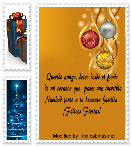 Frases De Navidad Y Año Nuevo Para Mis Amigos Con Imágenes