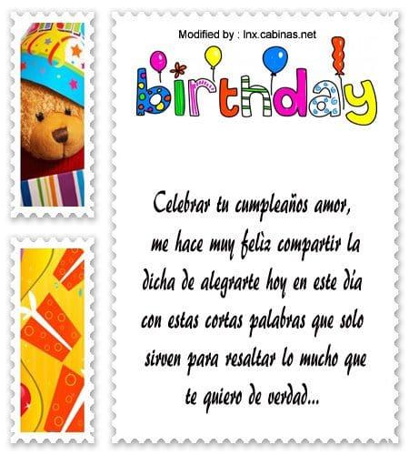 Frases De Cumpleaños Gratis Saludos De Feliz Cumpleaños